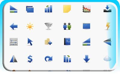 [Set] coleccion de iconos [libres] (I) | Generacion-X
